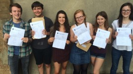 Top GCSE results at CCGS