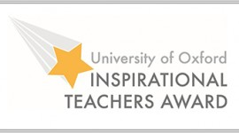 CCGS Teacher Wins Inspirational Teachers Award