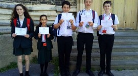 Junior UKMT Maths Challenge