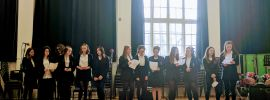 Senior Larkin Cup House Music Competition