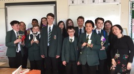 Maths In Motion Awards and Hope for Global Challenge Success