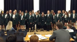 Junior Larkin Cup Music Competition