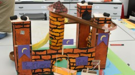 Activities Week: Steam RollerCoaster Workshop
