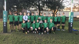 Year 8 Rugby Success
