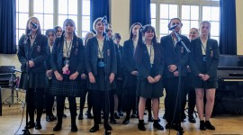 Larkin Cup Music Competition Results