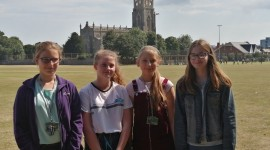 Year 8 Girls Code Cracking Day - July 2019