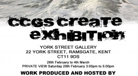 CCGS Create Exhibition