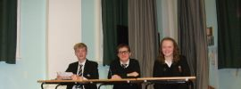 Senior School Debating